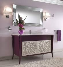double sink bathroom vanity ideas round stainless steel light
