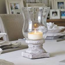 large glass candle holders enchanting on home decorating ideas