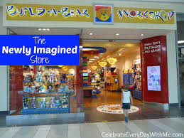 build a bear workshop newly imagined celebrate every day with me