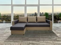 Leather Sofa Bed Sale Uk Bonded Leather Corner Sofa Bed Bristol Dk Brown Brown