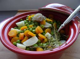 cuisiner les c es frais jardinière de légumes primeurs light auxdelicesdemanue