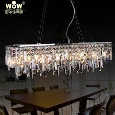 Chandelier Lights Price Rectangular Chandelier Modern Rectangular
