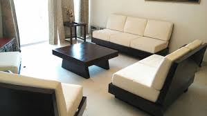 Wooden Sofa Buy Wooden Sofa Set Online Best Designs At - Sofa designs india