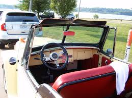 jeep jeepster interior curbside classic 1950 willys jeepster u2013 another brooks stevens beauty