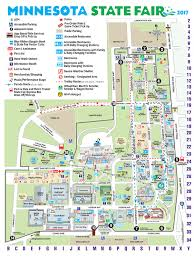 minnesota state fair map minnesota state fair maps and directions