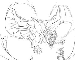 dragon coloring pages knight coloringstar