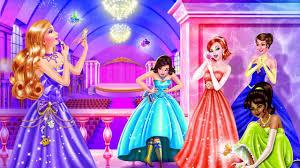 barbie princess charm complite video ii video