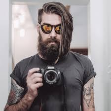 undercut long hairstyle men haircuts black