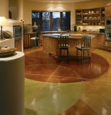 painted concrete floors ideas the great looks of painted