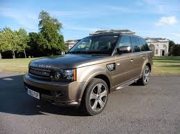 bronze range rover used 2012 land rover range rover sport 5 0 supercharged 510 b h p