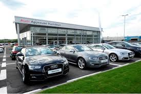 audi authorised dealer lookers opens audi used car superstore near glasgow car dealer