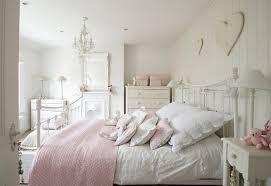 chambre fille style romantique décoration de la chambre romantique 55 idées shabby chic shabby