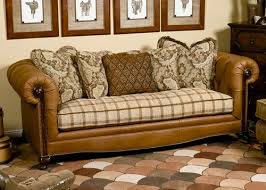 Leathercraft Sofas Otter Jpg 1200 706 Love The Leather And Fabric Look Home Ideas