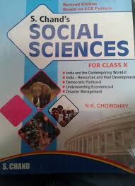 s chand u0027s social science for x buy s chand u0027s social science for