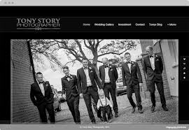 Photography Websites Customer Exles Redframe Websites For Photographers