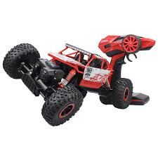 monster truck show little rock ar amazon com hugine 2 4ghz 1 18 rc car rock crawler vehicle toy 4