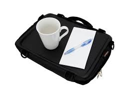 Cushion Laptop Desk by Mini Trabasack Lap Desk And Bag In One