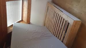 ikea brusali closet mandal bedframe and matrand matress for sale
