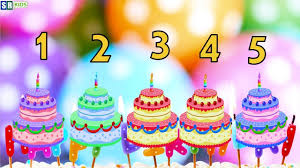 learn color with birthday cake learn colors with cars birthday