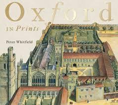 Oxford Press Desk Copy Oxford In Prints 1675 1900 Whitfield