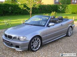 2004 bmw 325ci convertible for sale 2004 sports convertible 325 for sale in united kingdom