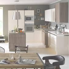 cuisine de perle meuble de cuisine beige delinia perle leroy merlin boisholz inside