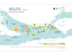 map usa bermuda bermuda marathon weekend january 12 14 2018