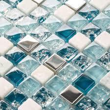 Stone Glass Tile Backsplash by Online Shop Crackle Glass Stone Glass Mosaic Backsplash Tile