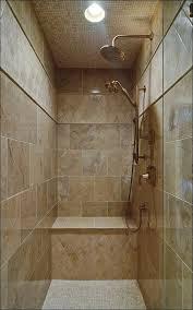 Bathroom Shower Curtain Ideas Designs Colors Best 10 Shower No Doors Ideas On Pinterest Bathroom Showers