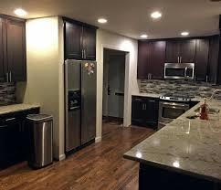 pin by shelly garcia on kitchen pinterest dark cabinets