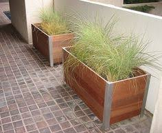 Wooden Planter Box Plans by Free Planter Box Plans For Planting Trees For Privacy Diy