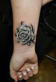 stars n heart tattoo for wrist