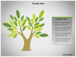 10 best images of family tree powerpoint template free family