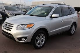 2012 hyundai santa fe limited for sale certified 2012 hyundai santa fe limited for sale in az