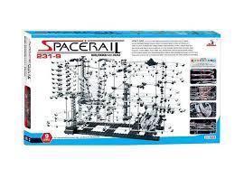 erail diy marble roller coaster kit diy craft