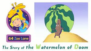64 Zoo Lane The Watermelon Of Doom S02e07 Hd Cartoon For Kids