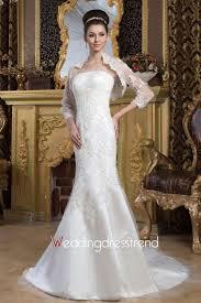 Wedding Dresses Shop Online Beautiful Applique Sweetheart Mermaid Wedding Dress Shop Online