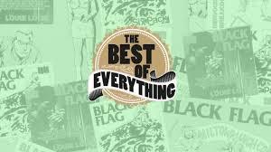 Black Flag Everything Went Black T Shirt The 10 Best Black Flag Songs Henry Rollins Didn U0027t Yell Teamrock