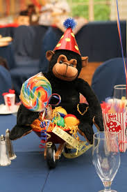 Baby Monkey Centerpieces by Monkey Centerpiece Circus Themed Baby Shower Baby Shower Themes
