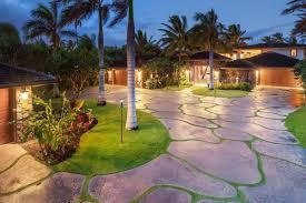 impressive hawaii beachfront mansion asks 25m curbed