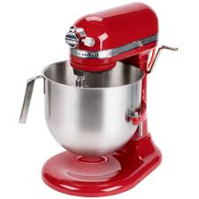 Kitchenaid Mixers On Sale by Red Kitchenaid 8 Qt Commercial Mixer Ksm8990er Webstaurantstore
