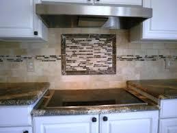 interior glass mosaic tile for kitchen backsplash home design on