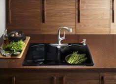 kohler elate kitchen faucet kohler octave kitchen sink kitchen sinks kitchens
