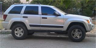 2005 jeep grand laredo lift kit wk xk wheel tire picture combination thread page 5 jeepforum com