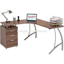 walnut corner computer desk double computer desk for internet l shaped corner fearsome photos