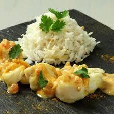 cuisiner le riz basmati curry de poisson et riz basmati gingembre et citronnelle magazine