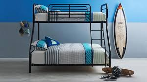 BT Trio Bunk Bed Kids Beds  Suites Bedroom Beds - Harvey norman bunk beds