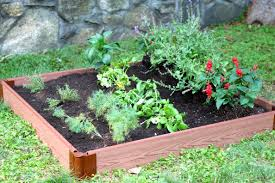 diy vegetable garden bed u2013 ramshackle glam