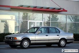 1988 bmw 7 series 1988 bmw 7 series 735i for sale in united states