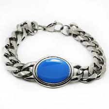 metal chain link bracelet images Buy wholesale 316l stainless steel salman khan jpg